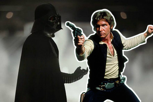 Han Solo Movie May Feature Darth Vader, but There's a Twist