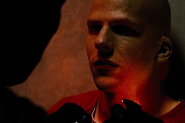 Jesse Eisenberg has reportedly been cut out of Justice League