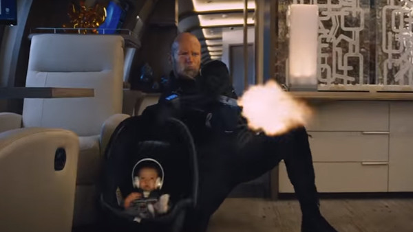 The Fate Of The Furious Jason Statham Baby