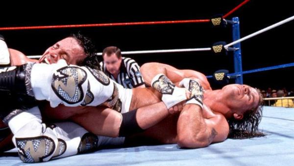 Brock Lesnar Randy Orton