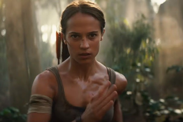 Tomb Raider Trailer released! Watch Alicia Vikander as Lara Croft