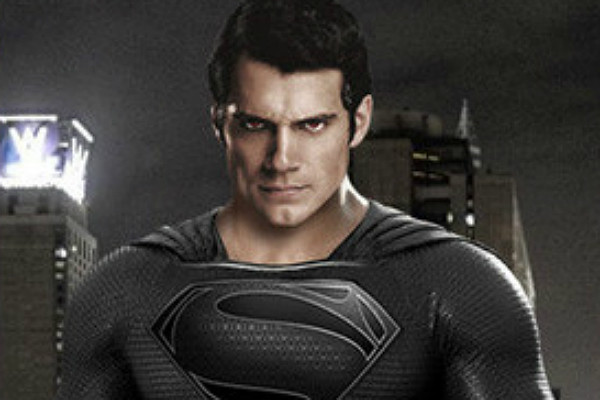 Justice League Superman Black