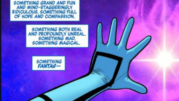 Fantastic Four Marvel Legacy