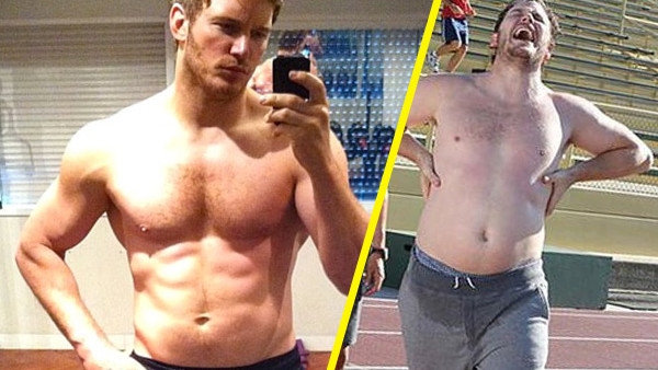 Chris Pratt Thin