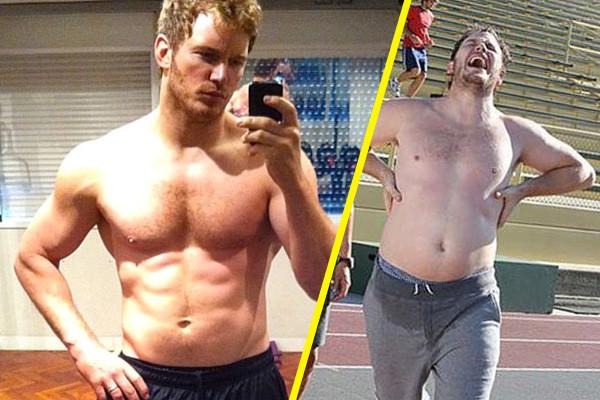 Chris Pratt Thin
