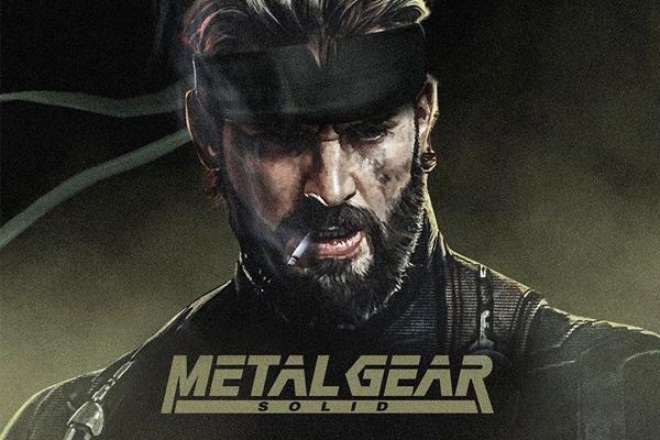 Metal Gear Solid Chris Evans