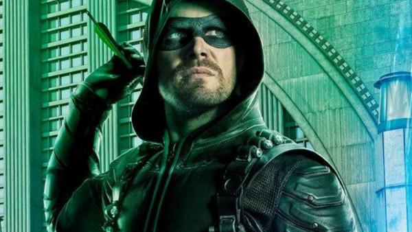 Arrow Oliver