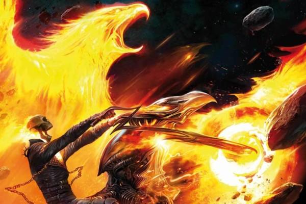 Spirits of Vengeance Phoenix Variant Marvel Legacy