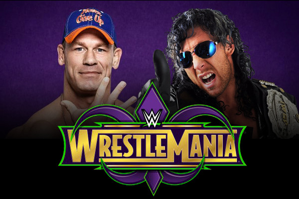 10 Predictions For John Cena S Wrestlemania 34 Opponent