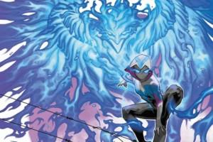 Spider-Gwen Phoenix Variant Marvel Legacy