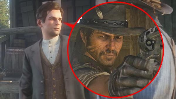 Red Dead Redemption 2 John Marston