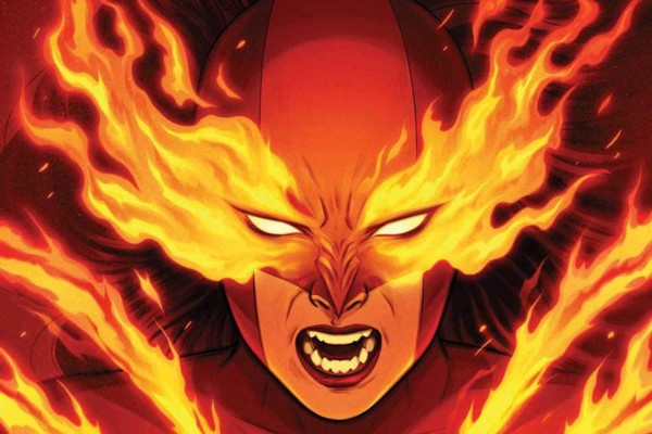 All New Wolverine Phoenix Variant Marvel