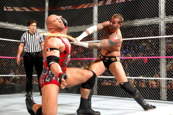 CM Punk Ryback