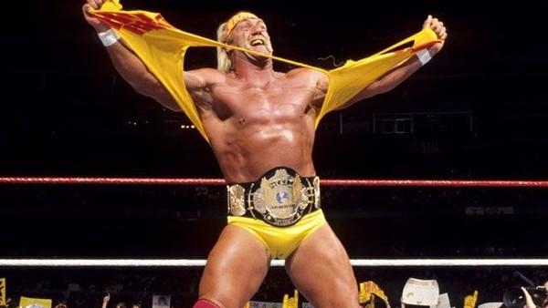 Hulk Hogan WWF Champ II