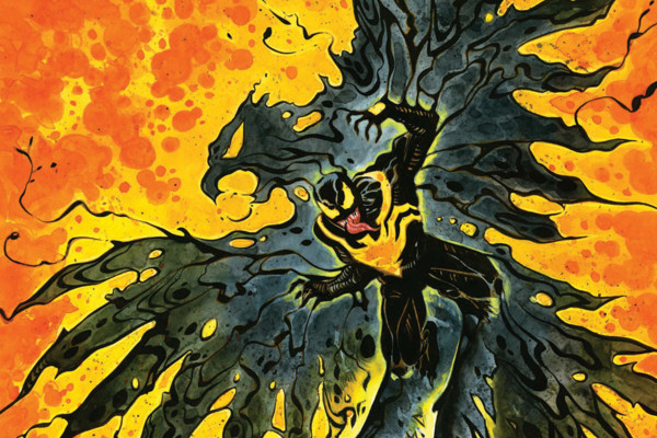 Venom Phoenix Variant Marvel Legacy