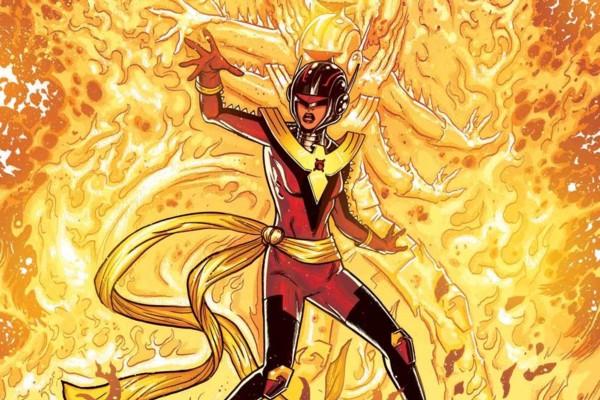 Avengers Phoenix Variant Marvel Legacy