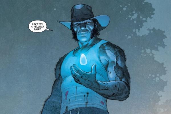 Marvel Legacy Wolverine Mind Stone