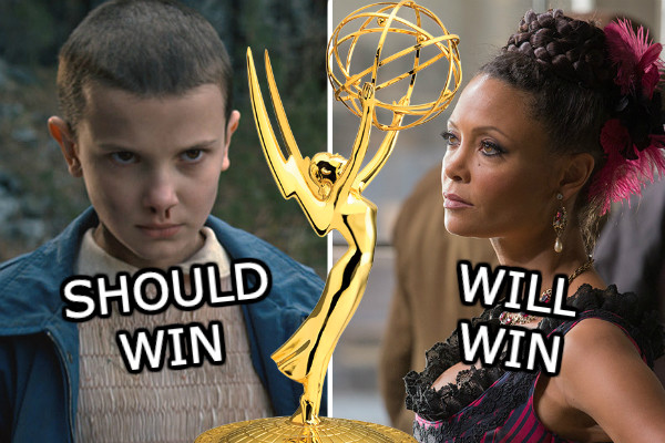 Emmys 2017 Should Win Will Win