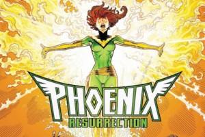 Phoenix Resurrection Arthur Adams