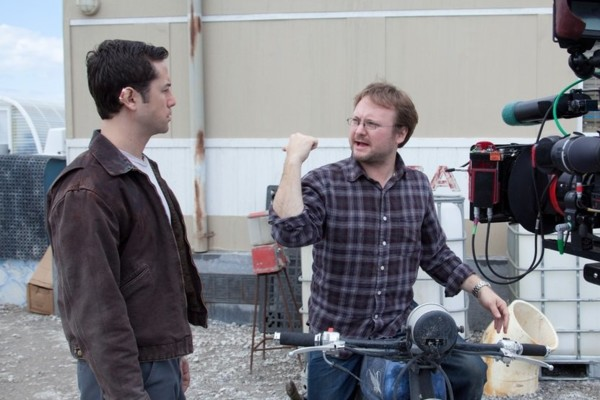 Looper Joseph Gordon Levitt Rian Johnson