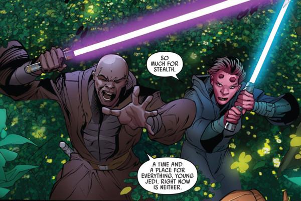 Mace Windu Jedi of the Republic