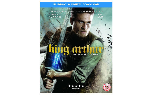King Arthur Blu-ray