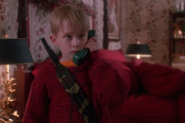 Home Alone Kevin