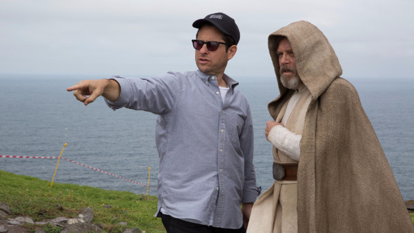 Star Wars J J Abrams
