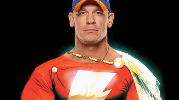 John Cena Shazam