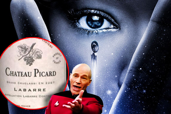 Star Trek Discovery Picard
