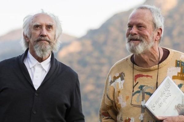 Terry Gilliam Jonathan Pryce The Man Who Killed Don Quixote