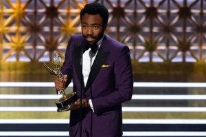 Emmys 2017 Donald Glover