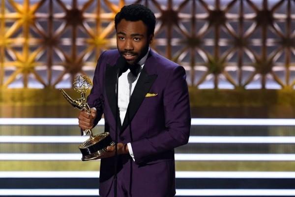 Emmys 2017 Donald Glover