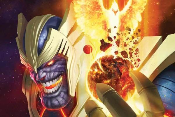 Thanos Phoenix Variant Marvel Legacy