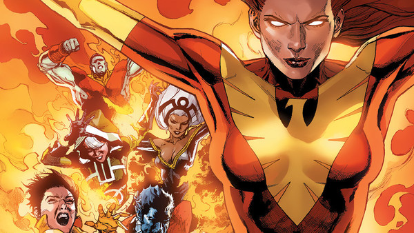 Phoenix Resurrection Marvel Legacy