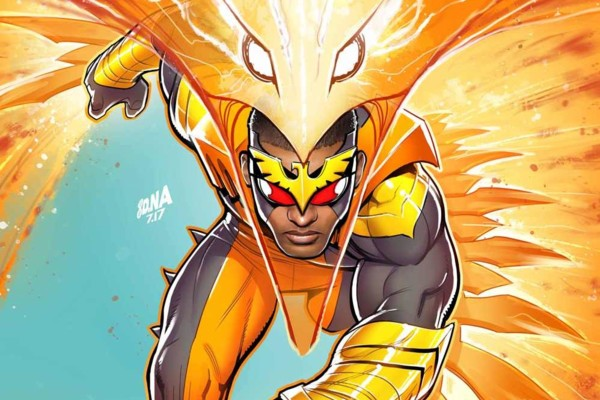 Falcon Phoenix Variant Marvel Legacy