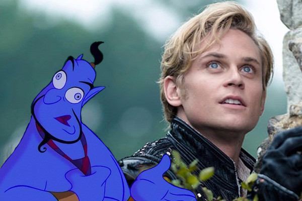 Billy Magnussen rounds out the cast for Disney's live-action Aladdin