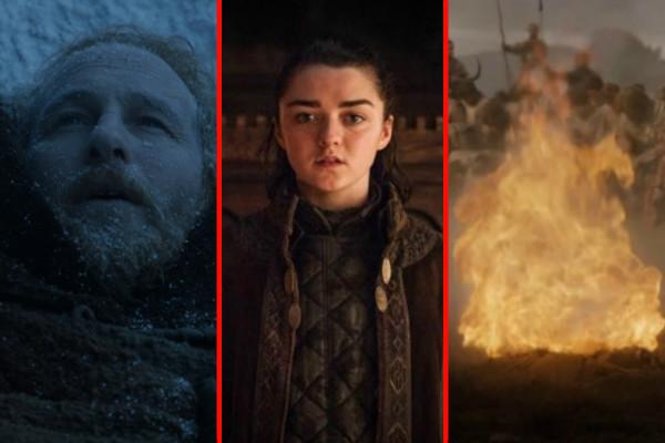 Game Of Thrones Season 7 Deaths