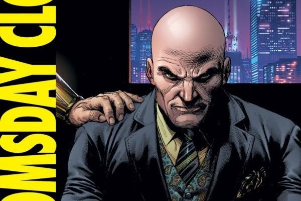 Doomsday Clock Lex Luthor Ozymandias