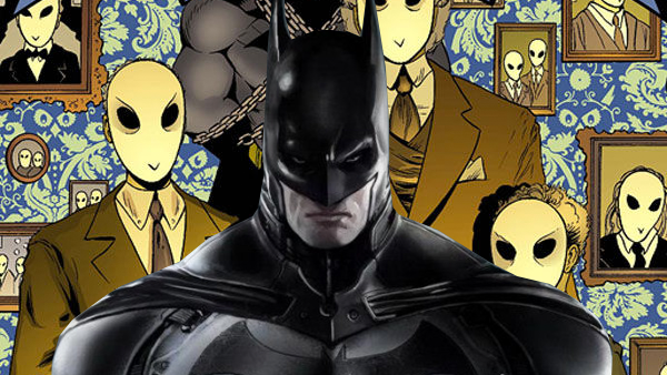 Batman Arkham Court Of Owls