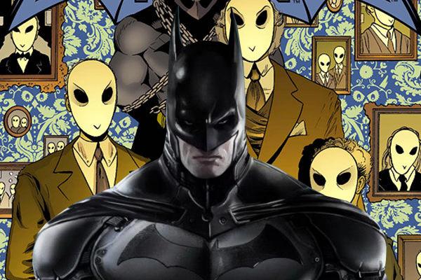 Batman Arkham Court Of Owls