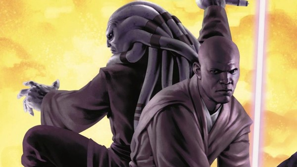Mace Windu Kit Fisto Jedi of the Republic