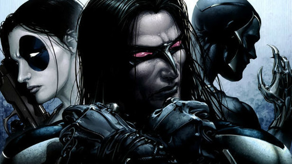 Warpath Domino Archangel X-Force