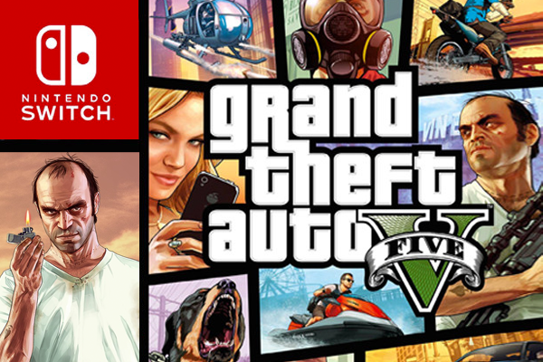 Gta V Switch
