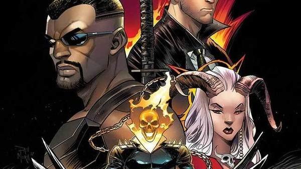 Marvel Assemble Some Supernatural Avengers In Spirits Of