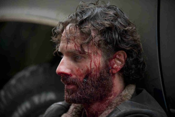 Andrew Lincoln Considers a Rick Grimes-less 'Walking Dead'