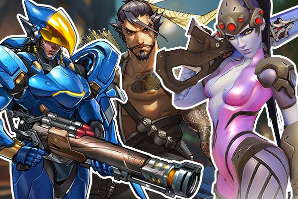 overwatch ranking all 25 characters from worst to best