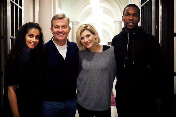Doctor Who Jodie Whittaker Companions