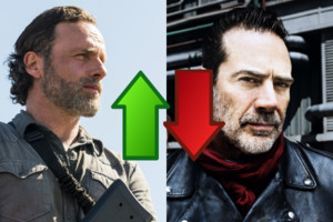 The Walking Dead Mercy Ups Downs