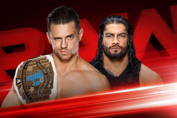 WWE Raw: Reigns and Miz Battle, While a Shield Reunion Looms